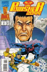 Cover Thumbnail for Punisher 2099 (Marvel, 1993 series) #13