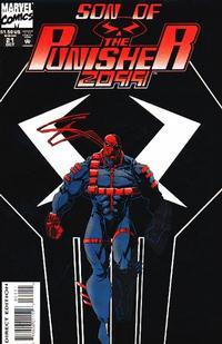 Cover Thumbnail for Punisher 2099 (Marvel, 1993 series) #21