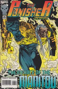 Cover Thumbnail for Punisher 2099 (Marvel, 1993 series) #26