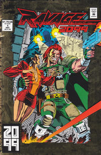 Cover Thumbnail for Ravage 2099 (Marvel, 1992 series) #1