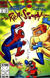 Cover Thumbnail for The Ren & Stimpy Show (Marvel, 1992 series) #6
