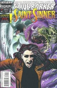 Cover Thumbnail for Saint Sinner (Marvel, 1993 series) #1 [Direct Edition]