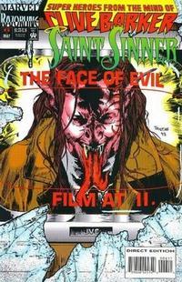 Cover Thumbnail for Saint Sinner (Marvel, 1993 series) #6