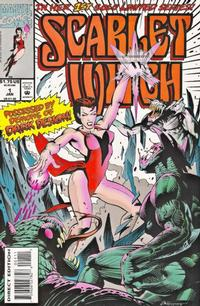 Cover Thumbnail for Scarlet Witch (Marvel, 1994 series) #1