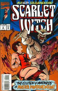 Cover Thumbnail for Scarlet Witch (Marvel, 1994 series) #2