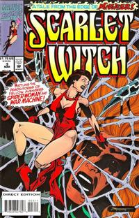 Cover Thumbnail for Scarlet Witch (Marvel, 1994 series) #3