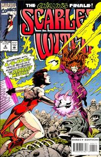 Cover Thumbnail for Scarlet Witch (Marvel, 1994 series) #4