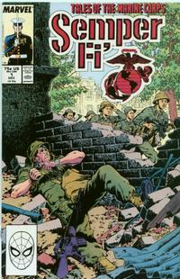 Cover Thumbnail for Semper Fi (Marvel, 1988 series) #1