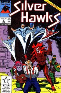 Cover Thumbnail for Silverhawks (Marvel, 1987 series) #2