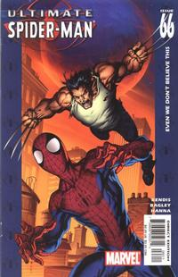 Cover Thumbnail for Ultimate Spider-Man (Marvel, 2000 series) #66