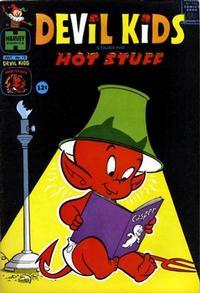 Cover for Devil Kids Starring Hot Stuff (Harvey, 1962 series) #13