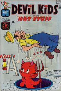 Cover for Devil Kids Starring Hot Stuff (Harvey, 1962 series) #15