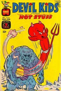 Cover Thumbnail for Devil Kids Starring Hot Stuff (Harvey, 1962 series) #26