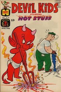 Cover for Devil Kids Starring Hot Stuff (Harvey, 1962 series) #38
