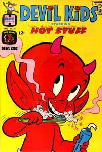 Cover Thumbnail for Devil Kids Starring Hot Stuff (Harvey, 1962 series) #39