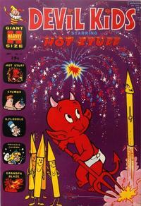Cover for Devil Kids Starring Hot Stuff (Harvey, 1962 series) #41