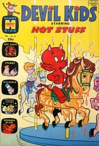 Cover for Devil Kids Starring Hot Stuff (Harvey, 1962 series) #43