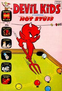 Cover for Devil Kids Starring Hot Stuff (Harvey, 1962 series) #44