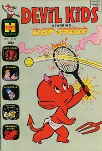 Cover for Devil Kids Starring Hot Stuff (Harvey, 1962 series) #46