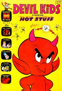 Cover for Devil Kids Starring Hot Stuff (Harvey, 1962 series) #48