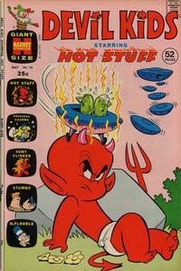 Cover Thumbnail for Devil Kids Starring Hot Stuff (Harvey, 1962 series) #54