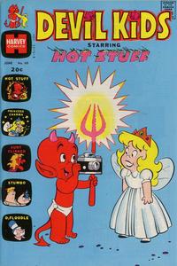 Cover for Devil Kids Starring Hot Stuff (Harvey, 1962 series) #60