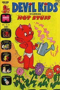 Cover Thumbnail for Devil Kids Starring Hot Stuff (Harvey, 1962 series) #63