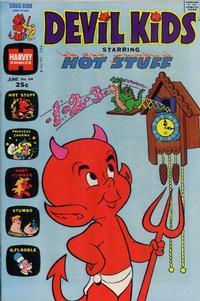 Cover Thumbnail for Devil Kids Starring Hot Stuff (Harvey, 1962 series) #64