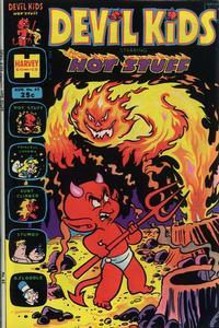 Cover for Devil Kids Starring Hot Stuff (Harvey, 1962 series) #65
