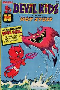 Cover for Devil Kids Starring Hot Stuff (Harvey, 1962 series) #67