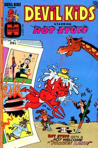 Cover for Devil Kids Starring Hot Stuff (Harvey, 1962 series) #71