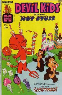 Cover Thumbnail for Devil Kids Starring Hot Stuff (Harvey, 1962 series) #72