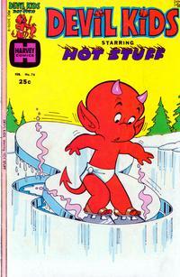 Cover Thumbnail for Devil Kids Starring Hot Stuff (Harvey, 1962 series) #74