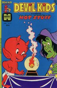 Cover Thumbnail for Devil Kids Starring Hot Stuff (Harvey, 1962 series) #75