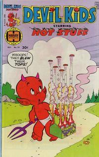 Cover Thumbnail for Devil Kids Starring Hot Stuff (Harvey, 1962 series) #78