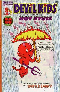 Cover Thumbnail for Devil Kids Starring Hot Stuff (Harvey, 1962 series) #79