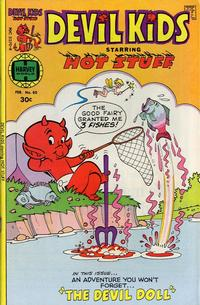 Cover Thumbnail for Devil Kids Starring Hot Stuff (Harvey, 1962 series) #80