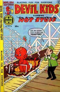 Cover Thumbnail for Devil Kids Starring Hot Stuff (Harvey, 1962 series) #86