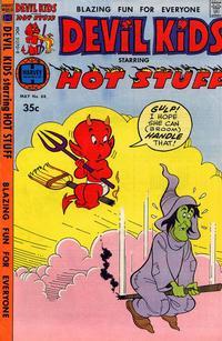 Cover Thumbnail for Devil Kids Starring Hot Stuff (Harvey, 1962 series) #88