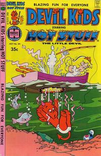 Cover Thumbnail for Devil Kids Starring Hot Stuff (Harvey, 1962 series) #89