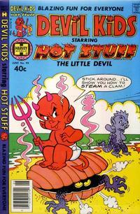Cover for Devil Kids Starring Hot Stuff (Harvey, 1962 series) #99