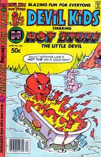 Cover Thumbnail for Devil Kids Starring Hot Stuff (Harvey, 1962 series) #104
