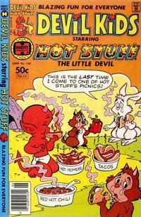 Cover Thumbnail for Devil Kids Starring Hot Stuff (Harvey, 1962 series) #105