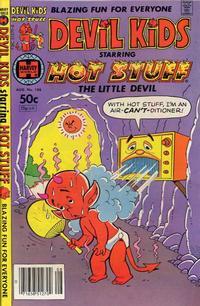 Cover for Devil Kids Starring Hot Stuff (Harvey, 1962 series) #106