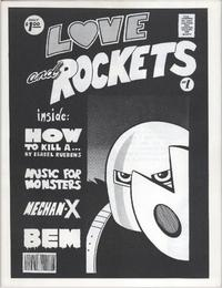 Cover Thumbnail for Love and Rockets (Los Bros. Hernandez, 1981 series) #1