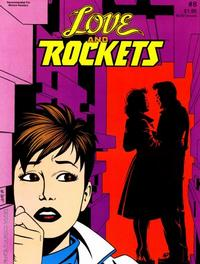 Cover Thumbnail for Love and Rockets (Fantagraphics, 1982 series) #8