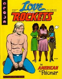 Cover Thumbnail for Love and Rockets (Fantagraphics, 1982 series) #14