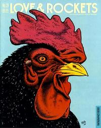 Cover for Love and Rockets (Fantagraphics, 1982 series) #29