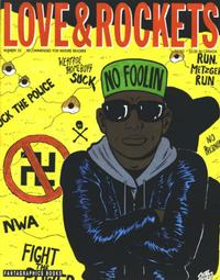 Cover Thumbnail for Love and Rockets (Fantagraphics, 1982 series) #32