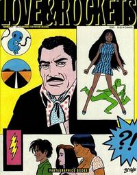 Cover Thumbnail for Love and Rockets (Fantagraphics, 1982 series) #34